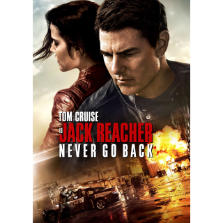 Jack Reacher: Never Go Back - iTunes 4K