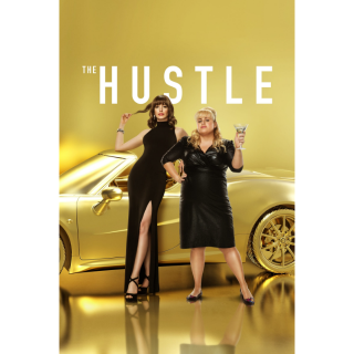 The Hustle - iTunes 4K UHD (iTunes ONLY!!!)