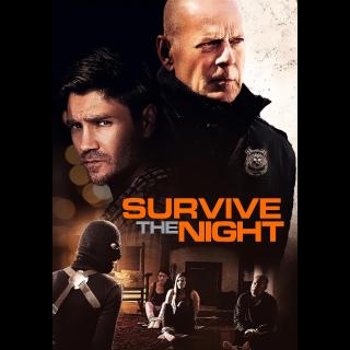 Survive the Night - Vudu HDX