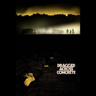 Dragged Across Concrete - Vudu HD