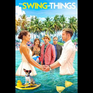 The Swing of Things - Vudu HDX or iTunes 4K UHD
