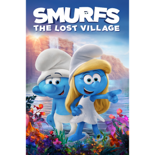 Smurfs: The Lost Village - Movies Anywhere HD