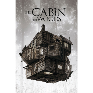 The Cabin in the Woods - Vudu HD