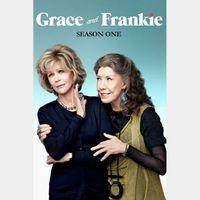 Grace and Frankie Season 1 - UV SD
