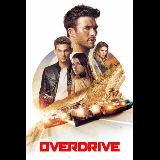Overdrive - Vudu HDX