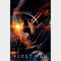 First Man - Movies Anywhere HD