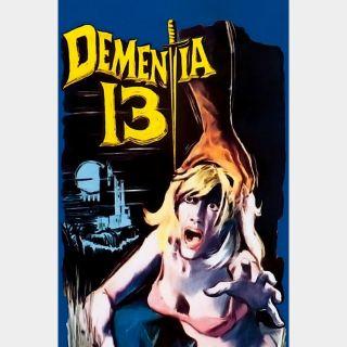 Dementia 13 - Director's Cut - Vudu HDX