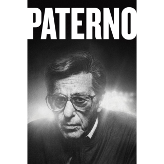Paterno - HBO Full Code UV HDX and iTunes HD