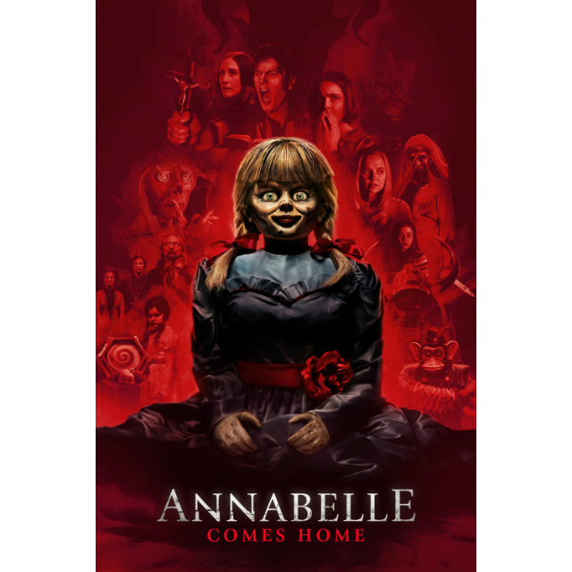 Annabelle Comes Home - Movies Anywhere HD