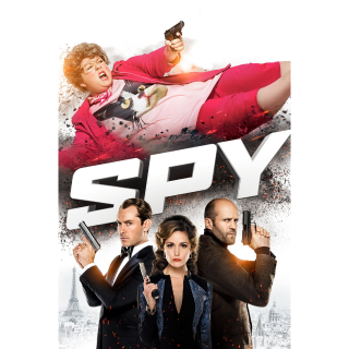 Spy - Vudu HD or iTunes HD via MA