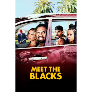 Meet the Blacks - UV SD - Redeem at FandangoNow ONLY!