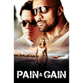 Pain & Gain - Vudu SD