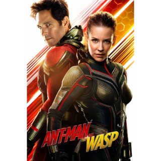 Ant-Man and the Wasp - Disney HD FULL CODE