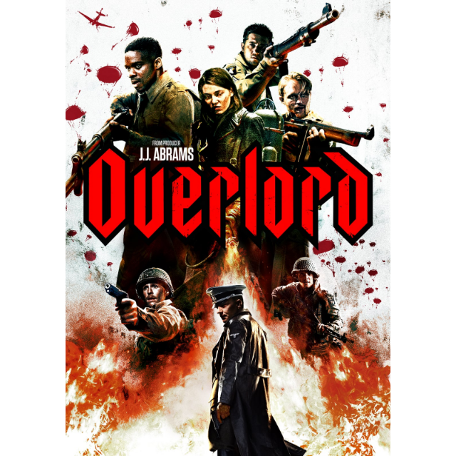 Overlord - Vudu HDX - Digital Movies - Gameflip