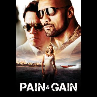 Pain & Gain - Vudu HD