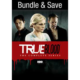 True Blood the Complete Series - Vudu HD