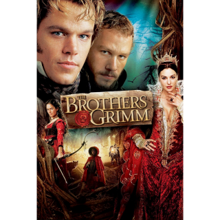 The Brothers Grimm - Vudu HD