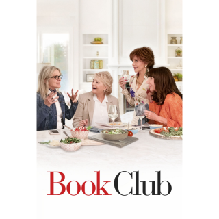 Book Club - Full Code UV HDX and iTunes 4K
