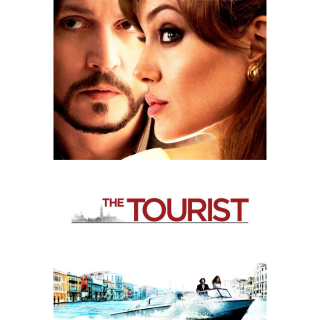 The Tourist - Vudu HD or iTunes HD via MA