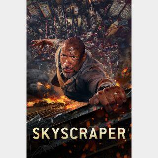 Skyscraper - Movies Anywhere HDX