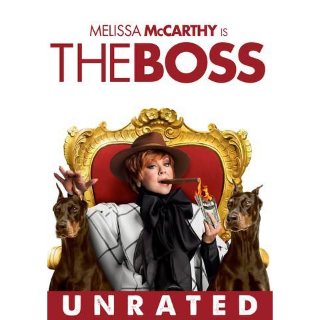 The Boss Unrated - UV HDX and iTunes HD Full Code