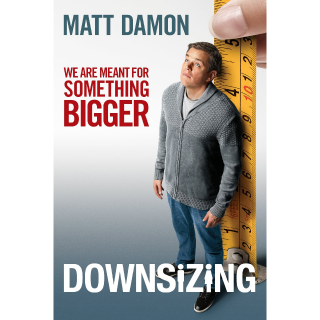 Downsizing - UV HDX and iTunes 4K - Full Code