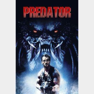 Predator - 4K UHD Movies Anywhere