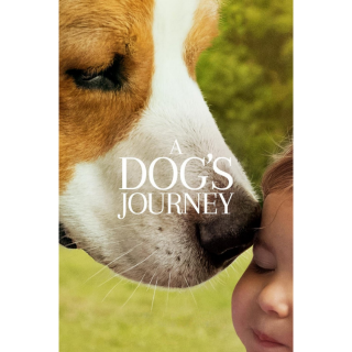 A Dog's Journey - Vudu HD or iTunes HD via MA