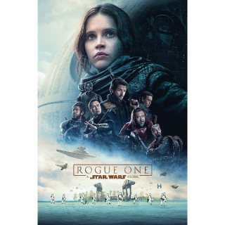 Rogue One: A Star Wars Story - Disney HD FULL CODE