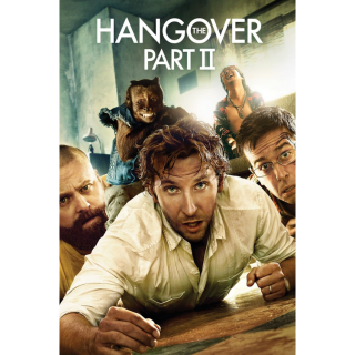 The Hangover Part II - Movies Anywhere HD