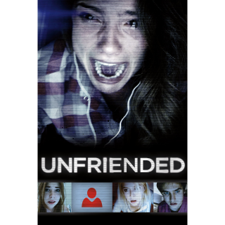 Unfriended - Vudu HD