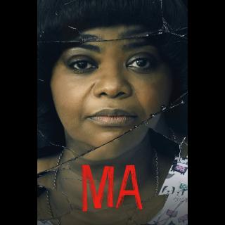 Ma - Vudu HD or iTunes HD via MA