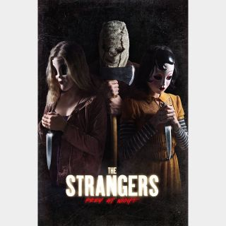 The Strangers: Prey at Night - Movies Anywhere HDX