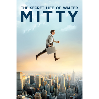 The Secret Life of Walter Mitty - Movies Anywhere HD