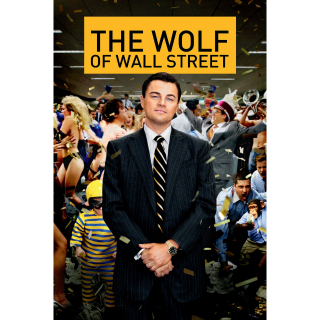 The Wolf of Wall Street - Vudu HD