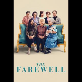 The Farewell - Vudu HD