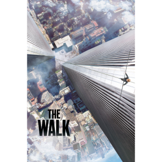 The Walk - Vudu HD or iTunes HD via MA