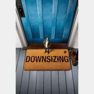 Downsizing - Vudu HDX