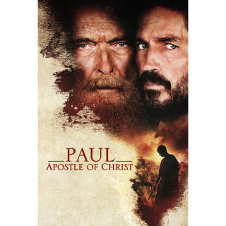 Paul, Apostle of Christ - Movies Anywhere SD