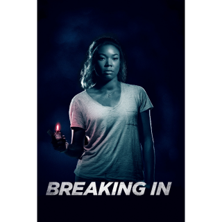 Breaking In - Vudu HD or iTunes HD via MA
