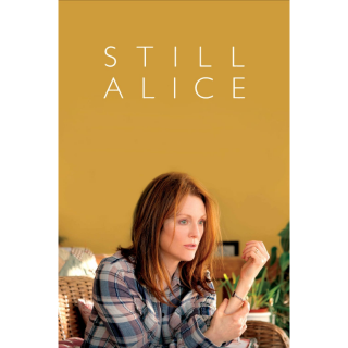 Still Alice - Vudu SD or iTunes SD via MA