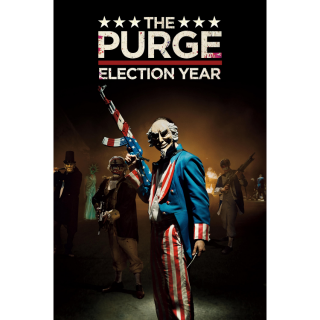 The Purge: Election Year - Vudu HD