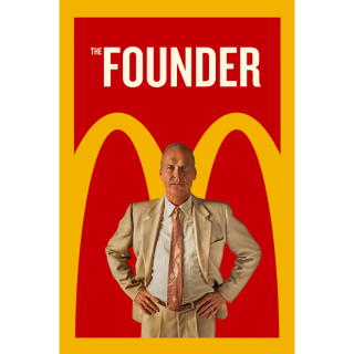 The Founder - Vudu HD