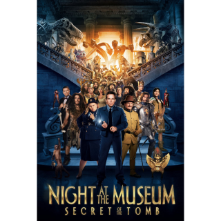 Night at the Museum: Secret of the Tomb - Movies Anywhere HD