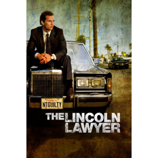 The Lincoln Lawyer - Vudu HD