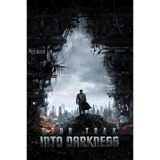 Star Trek Into Darkness - Vudu HD