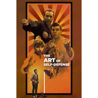 The Art of Self-Defense - Movies Anywhere HD (EARLY RELEASE)