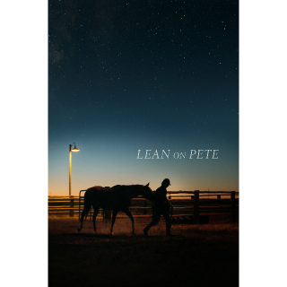 Lean on Pete - UV SD