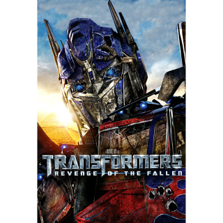 Transformers: Revenge of the Fallen - Vudu HD
