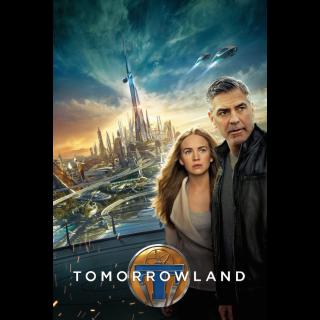 Tomorrowland - Disney HD Full Code
